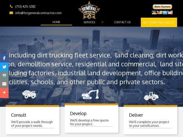 1stgeneralcontractor.com