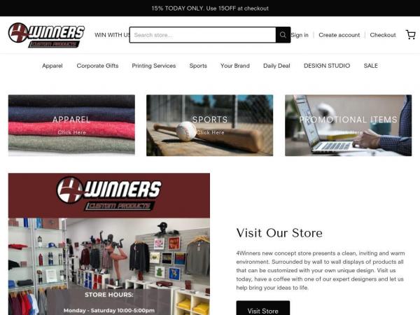 4winnerssports.com