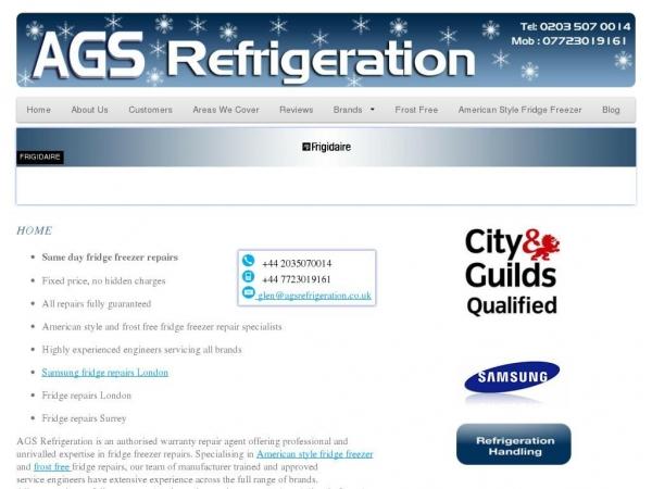 agsrefrigeration.co.uk