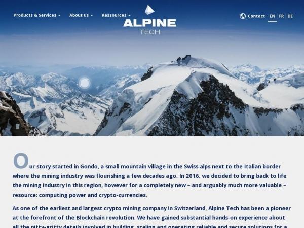alpinetech.swiss