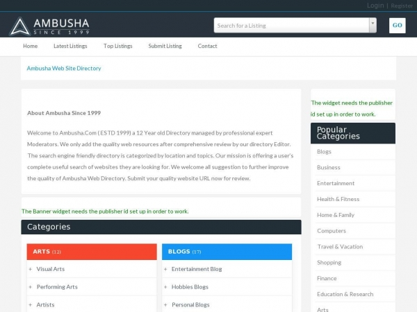 ambusha.com