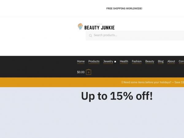 beauty-junkie.net