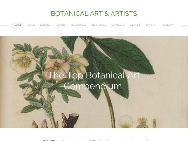 botanicalartandartists.com