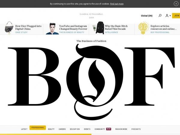 businessoffashion.com