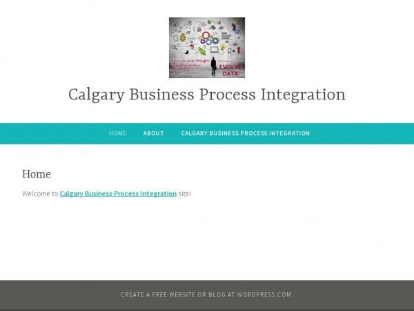 calgarybusinessprocessintegration.wordpress.com
