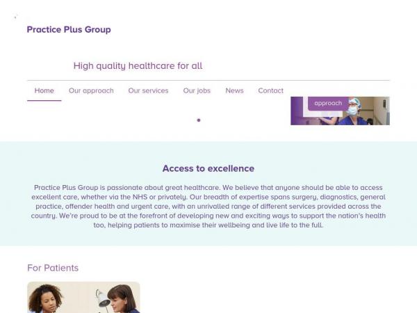 careukhealthcare.com