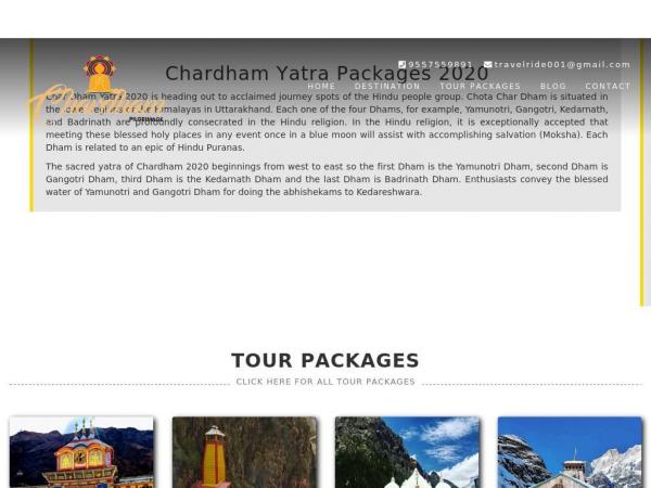 chardhampilgrimage.com