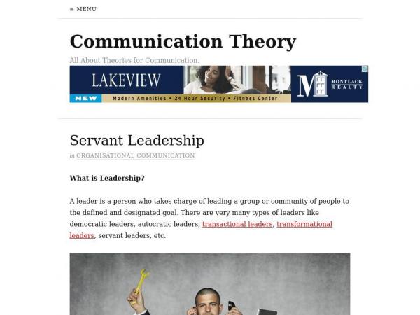 communicationtheory.org