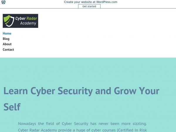 cyberradaracademycom.wordpress.com