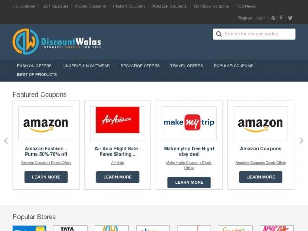 discountwalas.com