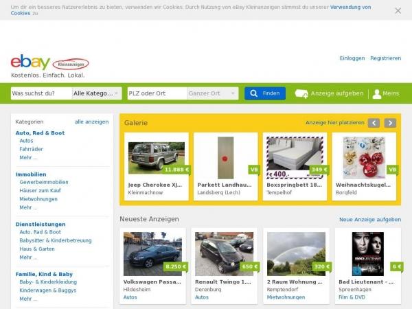 ebay-kleinanzeigen.de
