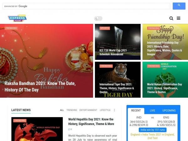 expressnewspoint.com