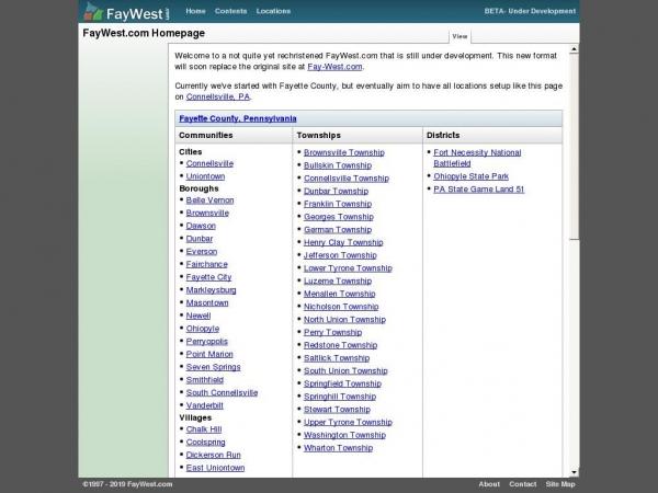 faywest.com