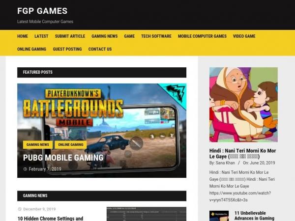 fgpgames.com