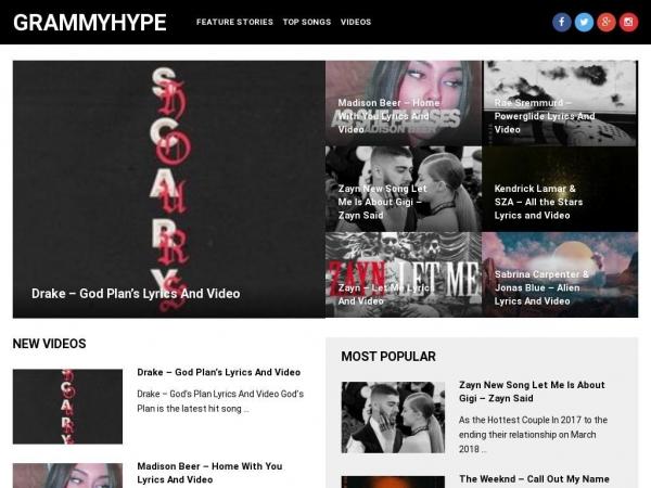 grammyhype.com