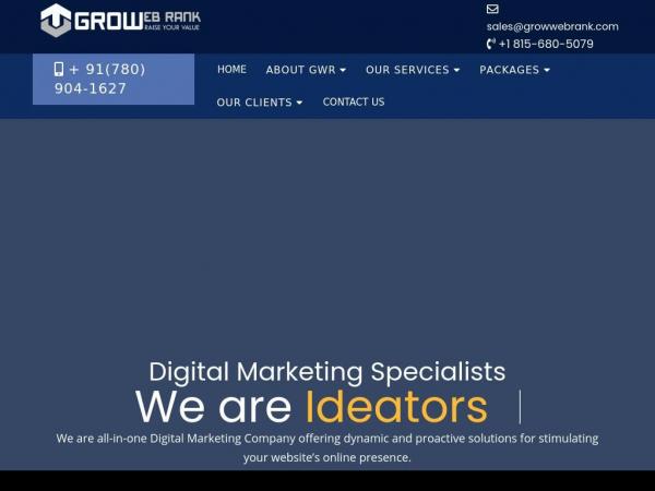 growwebrank.com