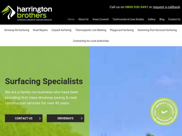 harringtonbrothersltd.co.uk