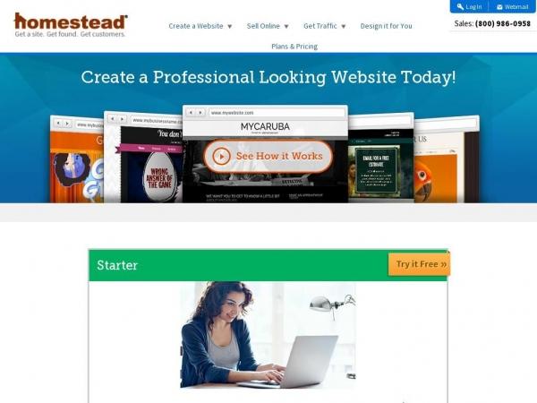 homestead.com