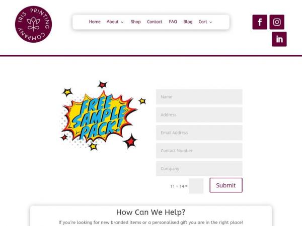 irisprintingcompany.co.uk