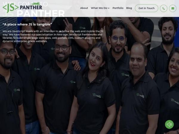 jspanther.com