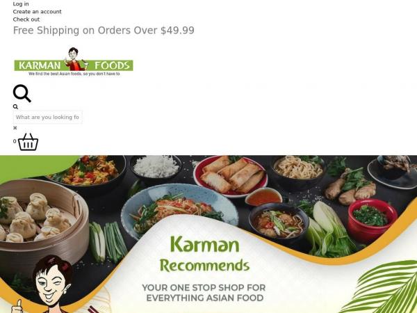 karmanfoods.com