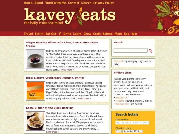 kaveyeats.com