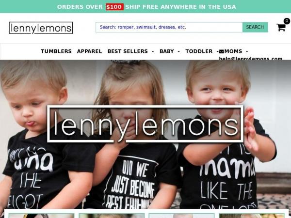 lennylemons.com
