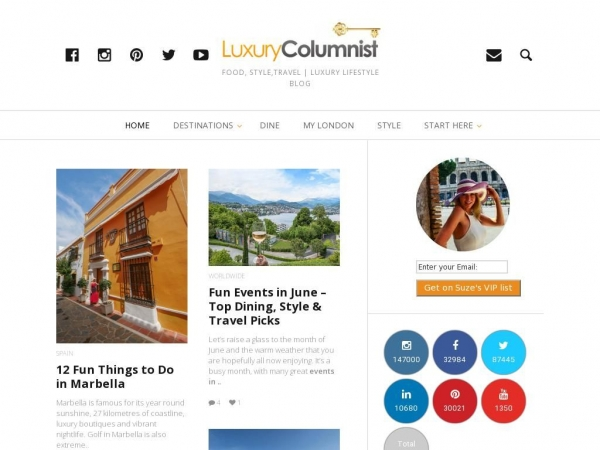 luxurycolumnist.com