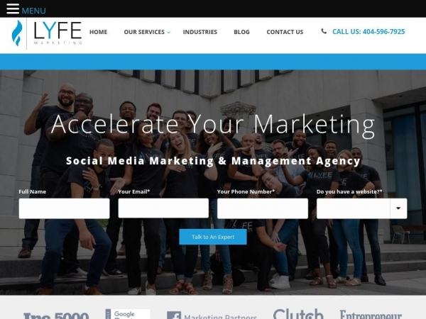 lyfemarketing.com