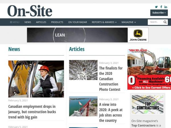 on-sitemag.com