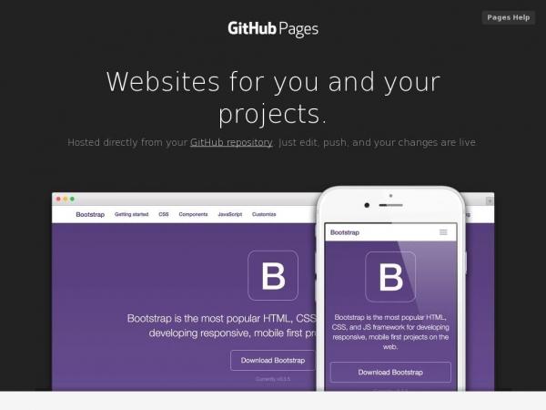 pages.github.com