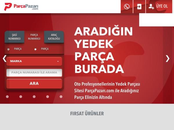 parcapazari.com