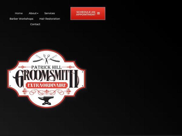 patrickthegroomsmith.com