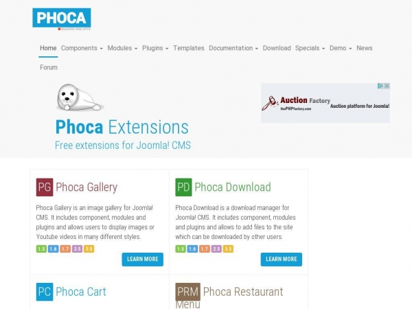 2033dee5a Phoca.cz Review, SEO Audit and Performance Analysis by Mozgram