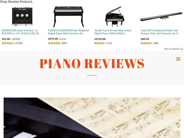 piano-reviews.com