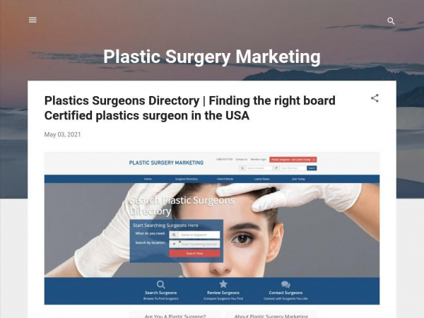 plastic-surgery-marketing.blogspot.com