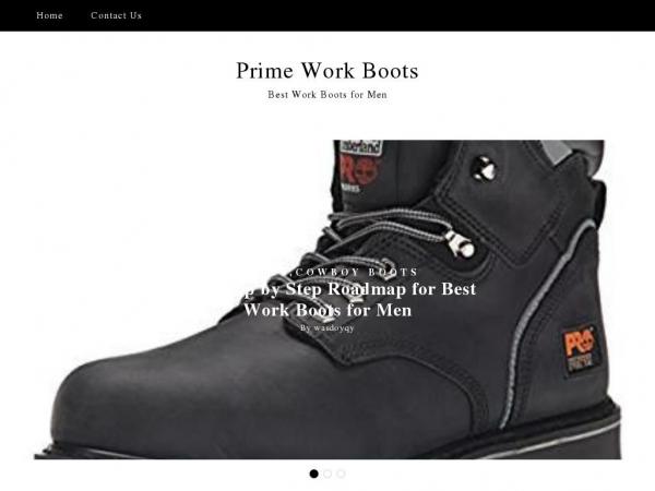 primeworkboots.com