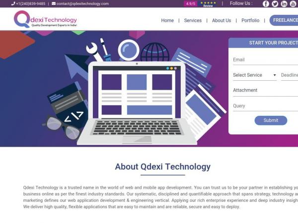 qdexitechnology.com