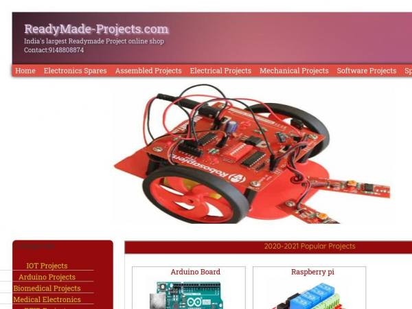 readymade-projects.com