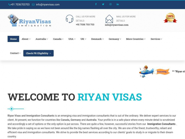 riyanvisas.com