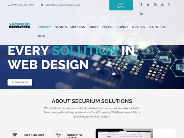 securiumsolutions.com