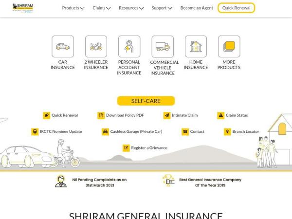 shriramgi.com