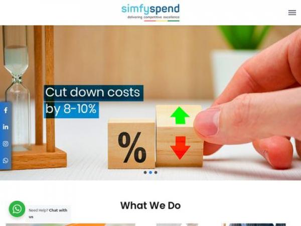 simfyspend.com