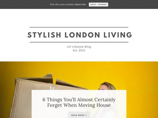stylishlondonliving.co.uk