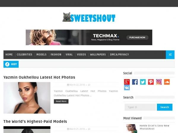 sweetshout.com