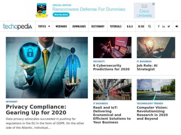 techopedia.com