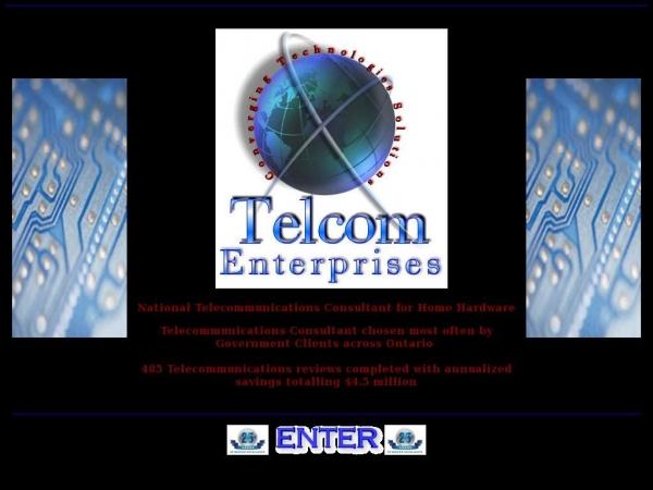 telcomenterprises.com