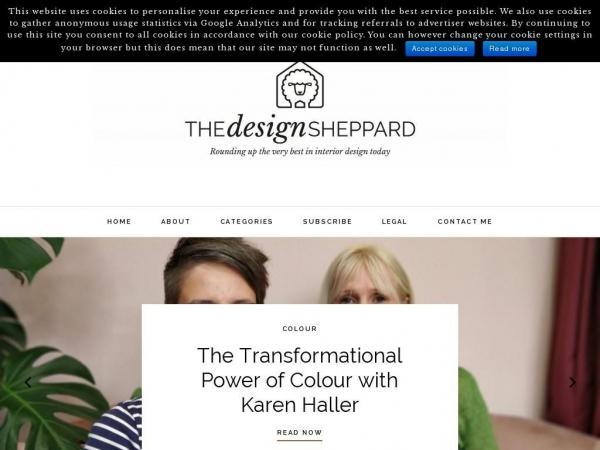 thedesignsheppard.com