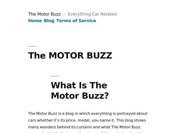 themotorbuzz.com