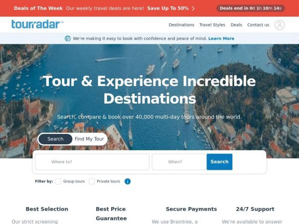 tourradar.com